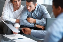 Beratung in der Gewerbeversicherung