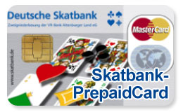 Skatbank Prepaid Kreditkarte